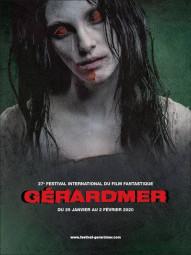 Bruno Barde directeur du festival explique la philosophie de l'affiche 2020 de la 27ème édition du film fantastique de Gérardmer.