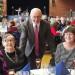 Le vice-président Luc Gerecke a honoré le centenaire de Fernande Labroye (à g.)