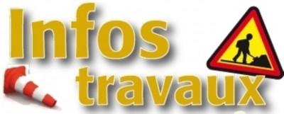 Infos Travaux