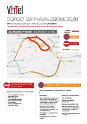 Plan de circulation et stationnement