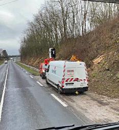 photo Info radar Vosges