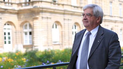 Jackie Pierre, sénateur des Vosges.