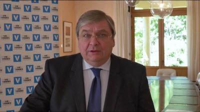 François Vannson (Président du Conseil départemental)