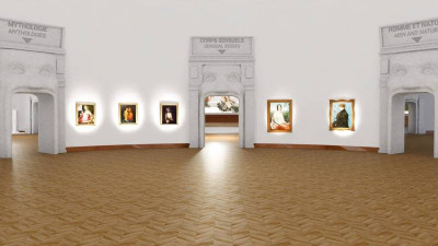 De la Renaissance au XXe sicèle, vue 01, ©UMA