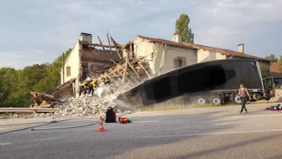 (photo sapeurs-pompiers de Meurthe-et-Moselle)