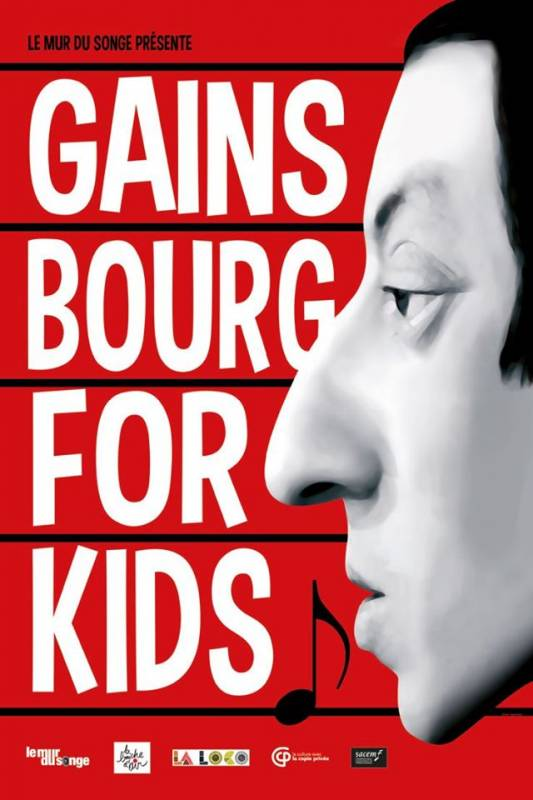 Gainsbourg for kids.