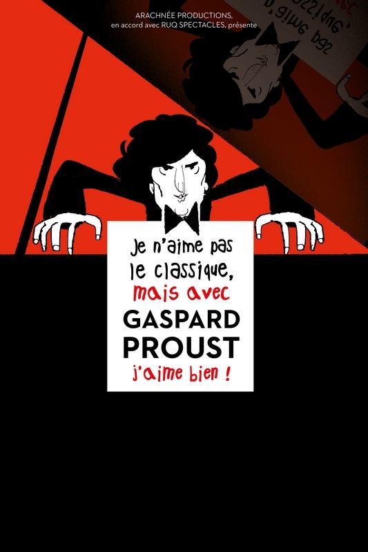 Gaspard Proust.