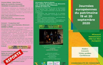 JEP Mirecourt-Dompaire