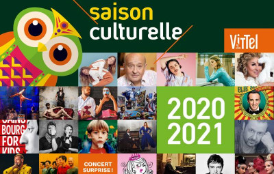 Saison culturelle 2020-2021