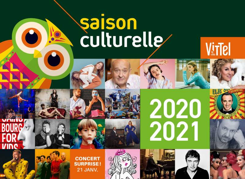 Saison culturelle 2020-2021