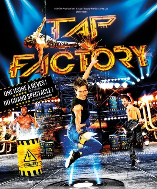 Tap Factory.