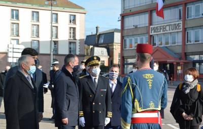 nouveau prefet Vosges