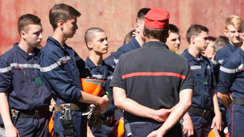 Sapeur pompier 2