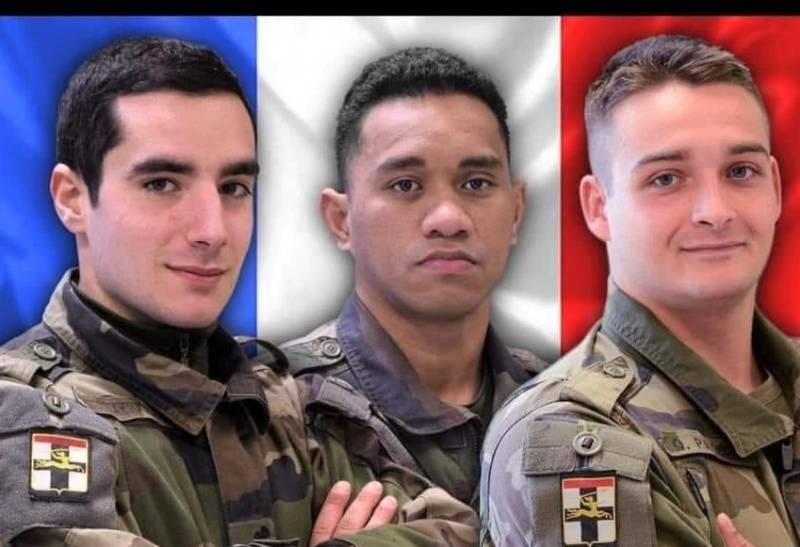 mali militaires français