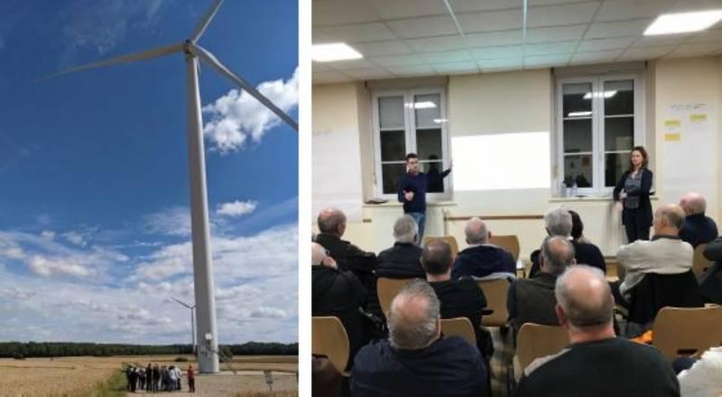 Projet éolien