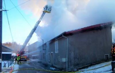 feu d'habitation xertigny