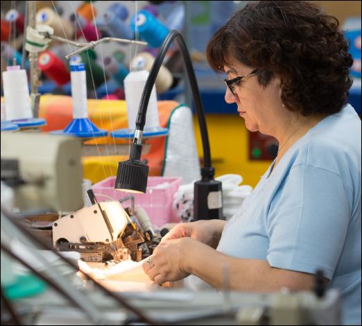 textile filiere salariée vosges