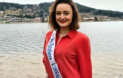 Gwenaelle-Didier-Miss-excellence-Lorraine-bord-du-lac-Gérardmer