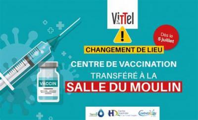 salle vaccin