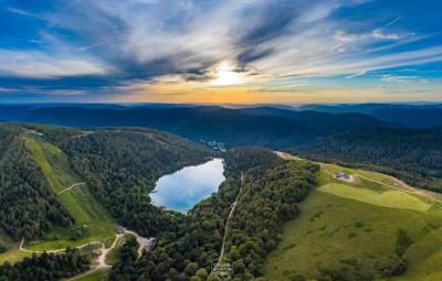 Drône-Vosges